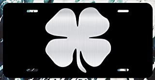 YIIKBRT Ireland Flag Aluminum License Plate,Customized Car License Plates,Decorative License Plates Can Be Used for Door and TV Background Wall Decoration 12/¡/Á6 Inches