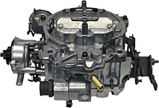 A-Team Performance 1904R Remanufactured Rochester Quadrajet Carburetor 4MV Compatible with GM Chevrolet Chevy 1980-1989 Electric Choke Carb