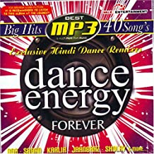 Big hits 40 song's dance energy forever hindi/indian/bollywood/hits/collection/remix