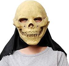 YMN Halloween Verschrikkelijk Masker, Horror Adult...