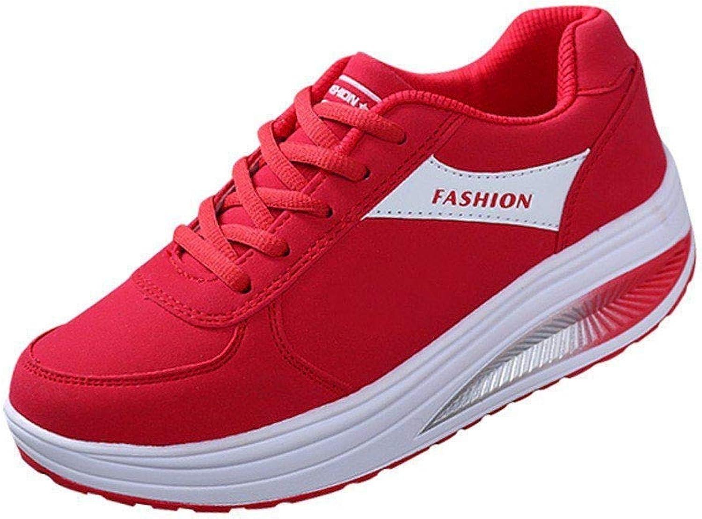 YSFU Turnschuhe Damenschuhe Hochhaus Turnschuhe Student Schuhe Lässig Atmungsaktiv Leichte Dämpfung Im Freien  | Großhandel  | Verkaufspreis  | Elegant