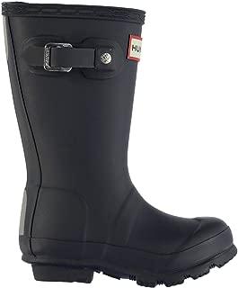 Official Brand Hunter Original Little Kids Wellington Boots Infants Boys Navy Wellies Gum Boot