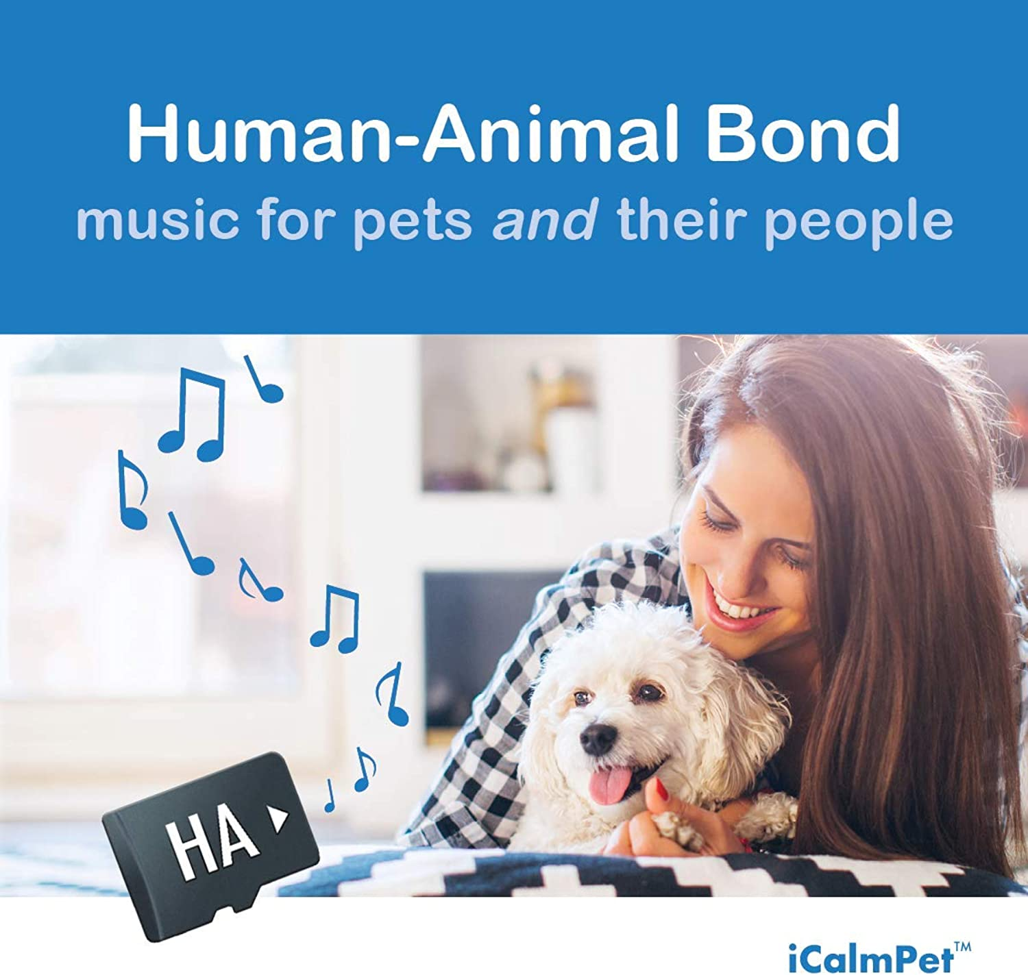 ICalmDog Canine Household  Beautiful classical music by Through a Dog's Ear to nurture the human animal bond