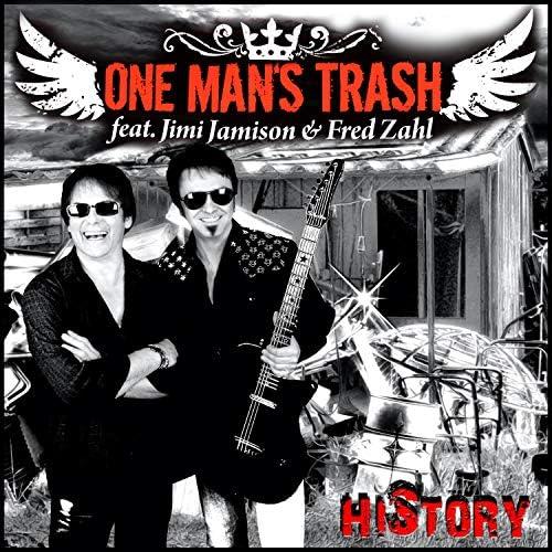 One Man's Trash feat. Jimi Jamison & Fred Zahl