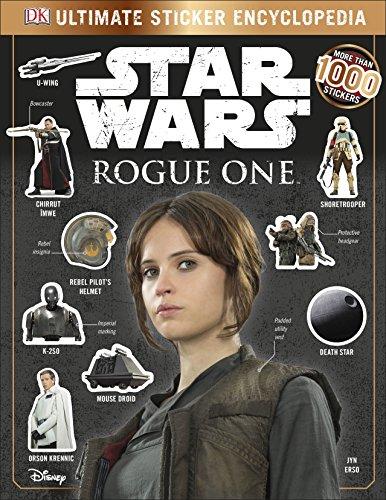 Star Wars Rogue One Ultimate Sticker Encyclopedia