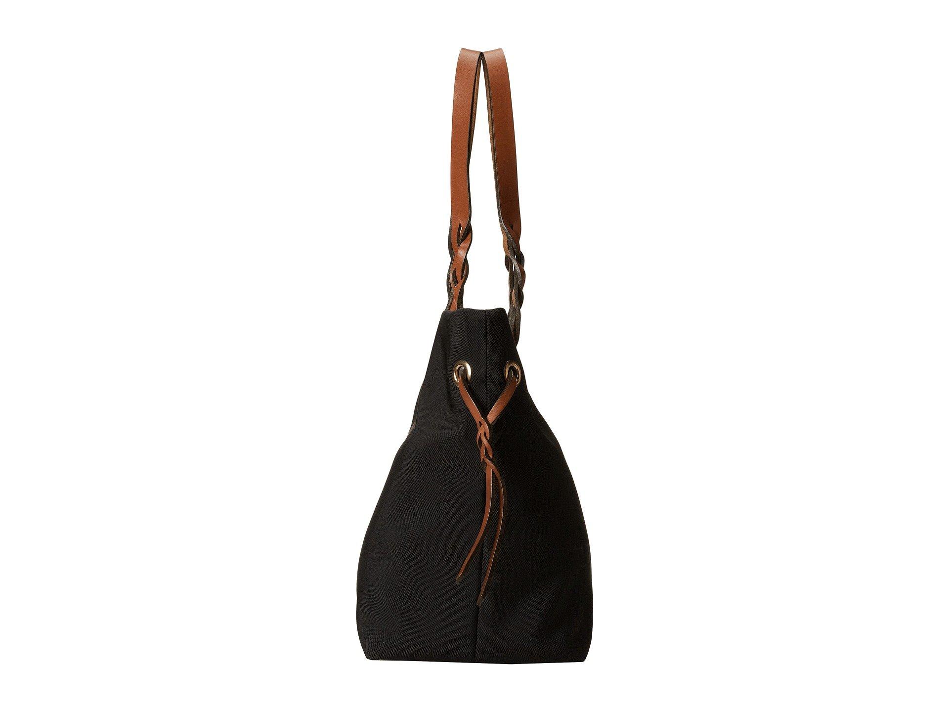 Shopper Bourke Dooney Nylon amp; Black qTtWzfBw