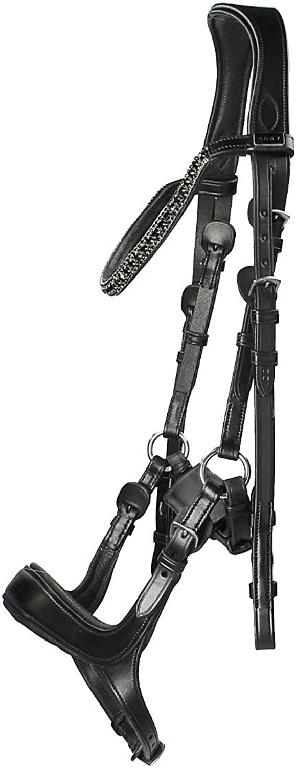 Anky Bridle Comfort Fit Dropped  Size COB