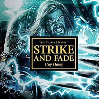Strike and Fade cover art