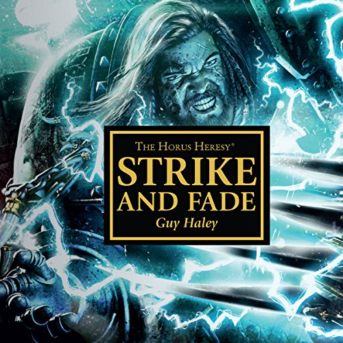 Strike and Fade audiobook cover art