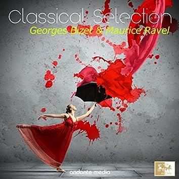 Classical Selection - Ravel, Bizet: Carmen Suites Nos. 1 & 2