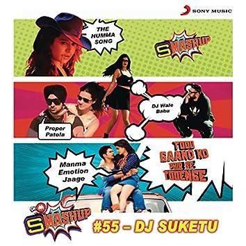 9XM Smashup # 55 (By DJ Suketu)