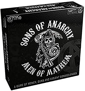 Sons of Anarchy Men of Mayhem Game
