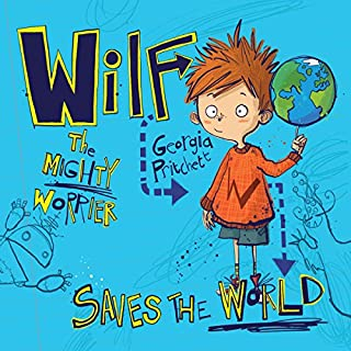 Wilf the Mighty Worrier cover art