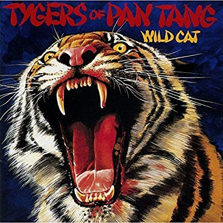 Wild Cat by TYGERS OF PAN TANG