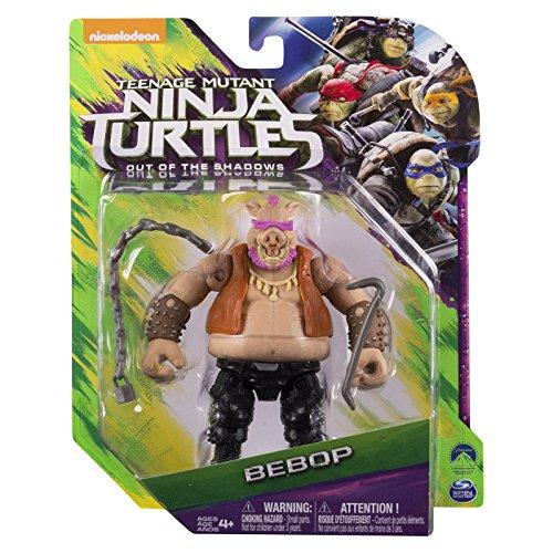 Tartarughe Ninja – Fuori Dall'Ombra – Bebop – Personaggio in Azione 12 Cm