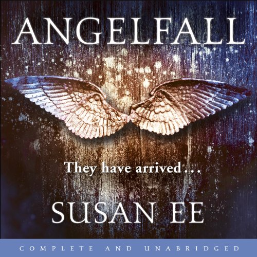 Angelfall audiobook cover art