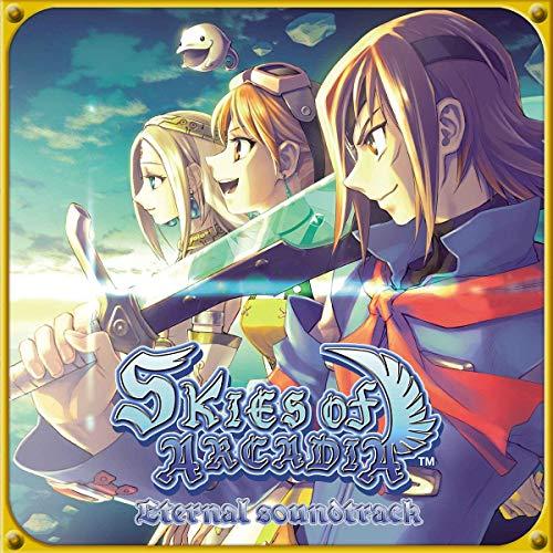 Skies Of Arcadia - Eternal Soundtrack [Disco de Vinil]