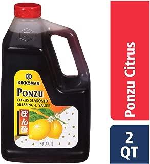 Kikkoman Ponzu Soy Sauce Food Service, 64 Ounce