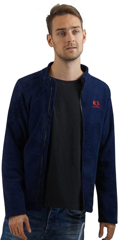 low-pricing Fleece Jacket Warm Polar M Size - L Milwaukee Mall