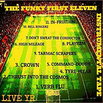 The Funky First Eleven Instrumental Tape