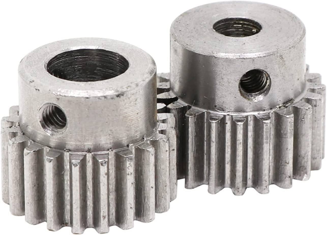 Year-end annual account TONGCHAO Tchaogr 2Pcs 1Mod 19Teeth Spur Metal Gear New product!! Motor Co Boss