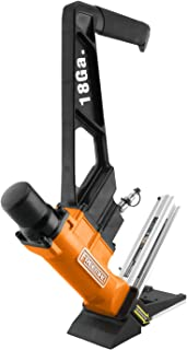 """Freeman PF18GLCN Pneumatic 18-Gauge 1-3/4"""" L-Cleat Flooring Nailer for Bamboo and.."""
