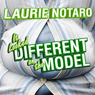 It Looked Different on the Model audiobook cover art