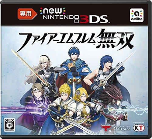 NINTENDO 3DS Fire Emblem Musou JAPANESE VERSION REGION LOCKED ONLY FOR JAPANESE SYSTEM