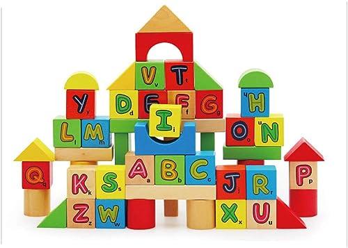 SU Kinder Bausteine Spielzeug Eimer 0-6 Jahre Alte Zahlen Buchstaben Holz Umweltfreundliche Jungen mädchen Puzzle Frühe Bildung
