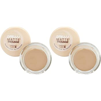 Maybelline Dream Matte Mousse Foundation - Classic Ivory - 2 Pack