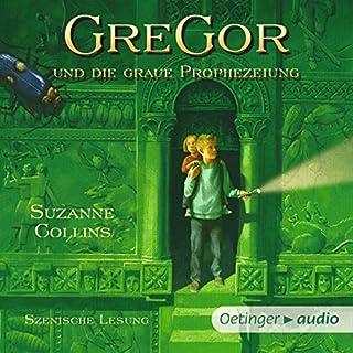 Gregor und die graue Prophezeiung Titelbild
