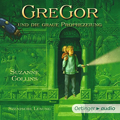 Gregor und die graue Prophezeiung audiobook cover art