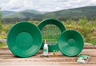 gold prospecting equipment and gold panning supplies and