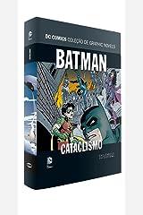 Cataclismo - Coleção Dc Graphic Novels Capa dura