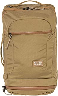 MYSTERY RANCH Mission Rover Travel Bag - Carry-on Suitcase, 3-Way Carry, Coyote (olive) - 10326