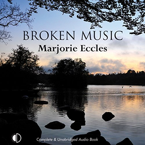 Broken Music audiobook cover art
