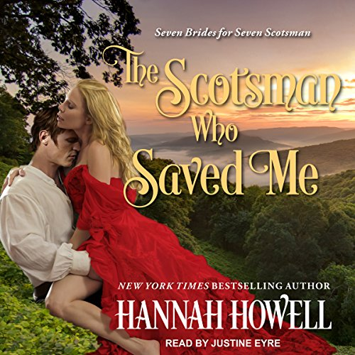 The Scotsman Who Saved Me cover art