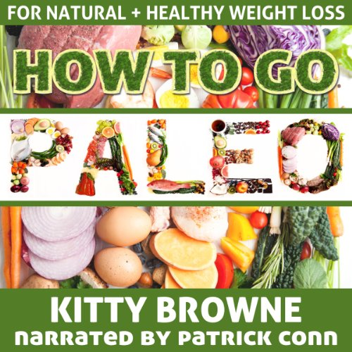 How to Go PALEO audiobook cover art
