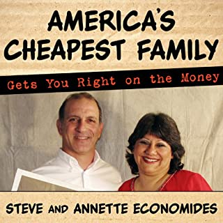America's Cheapest Family Gets You Right on the Money cover art