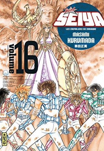 Saint Seiya - Deluxe (les chevaliers du zodiaque) - Tome 16