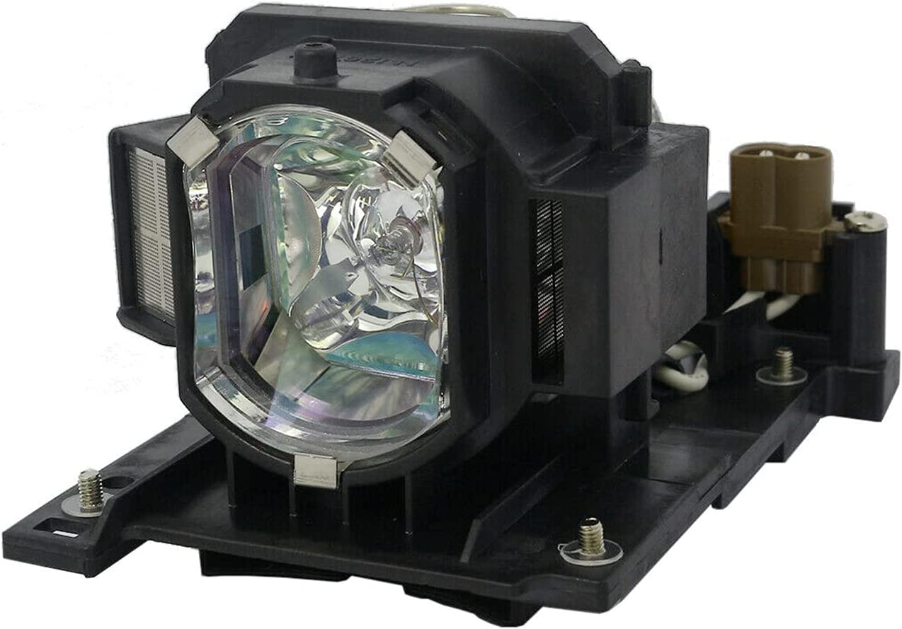 DT01021 Replacement Projector Lamp for Hitachi CP-X2010 CP-X2010N CP-X2510 CP-X2510E CP-X2510EN CP-X2510N CP-X3010 CP-X3010E CP-X3010EN CP-X3010N ED-X40, Lamp with Housing by CARSN