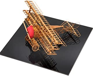 Cool miniature 3D Puzzle Metal Model Building Kits Puzzle Fokker DR.1 airplane Educational Toys for Children and Adult