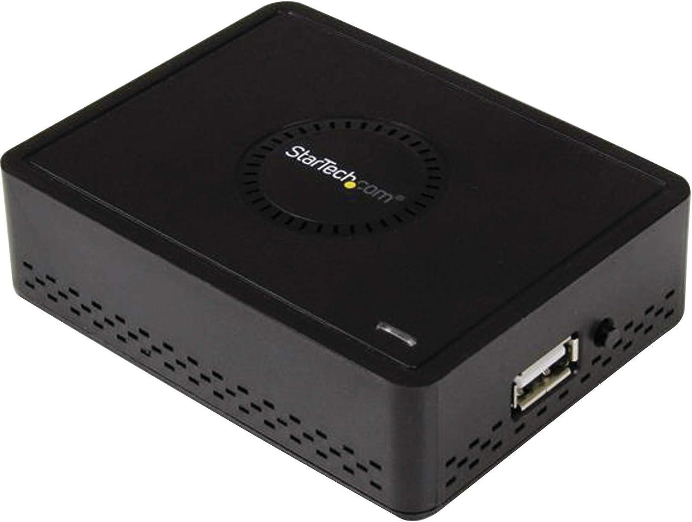 StarTech.com Wireless Display Adapter with HDMI - Miracast Adapter - 1080p (WIFI2HDMC),Black