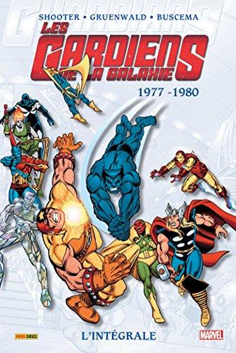 Les Gardiens de la Galaxie: L'intégrale 1977-1980 (T02)