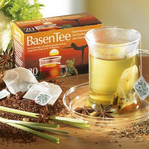 Kräutertee Basen Tee