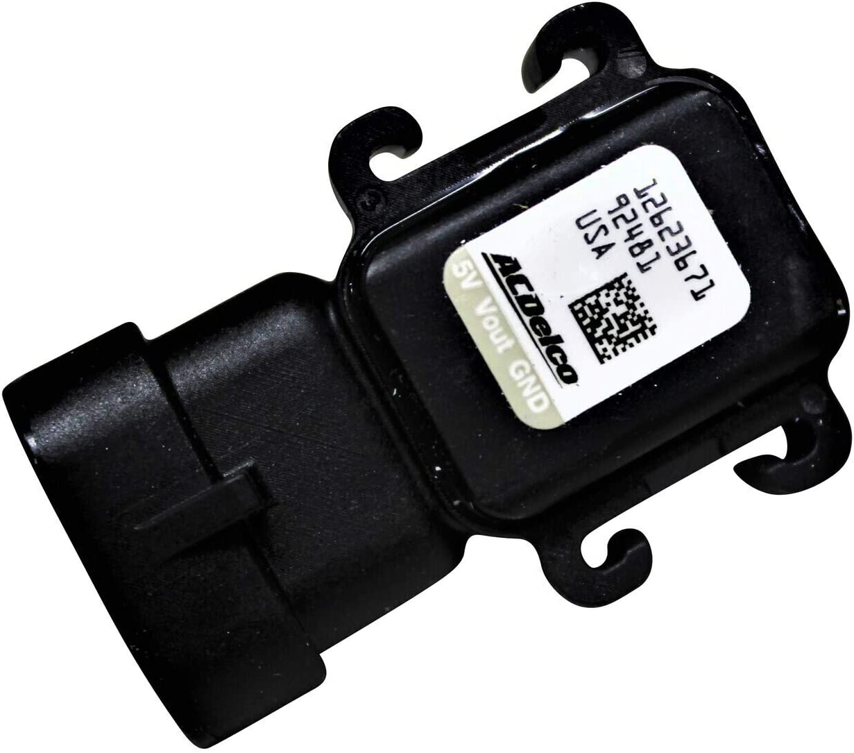 Manifold Absolute Pressure Indefinitely MAP Sensor for 6.6l Max 70% OFF 2001-2010 Duramax
