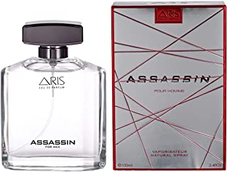 Assassin - perfume for men by Aris - Eau de Parfum, 100 ml
