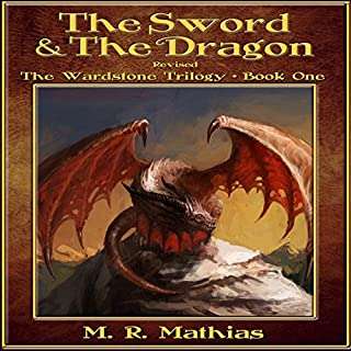 The Sword and the Dragon, Revised audiobook cover art