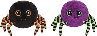 Ty Beanie Boo Crawly - Black Spider 6