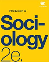 Introduction to Sociology 2e by OpenStax (cover may vary)
